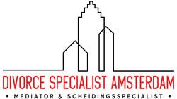 logo divorce specialist amsterdam