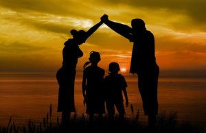 samen zorgen voor kinderen bij scheiding